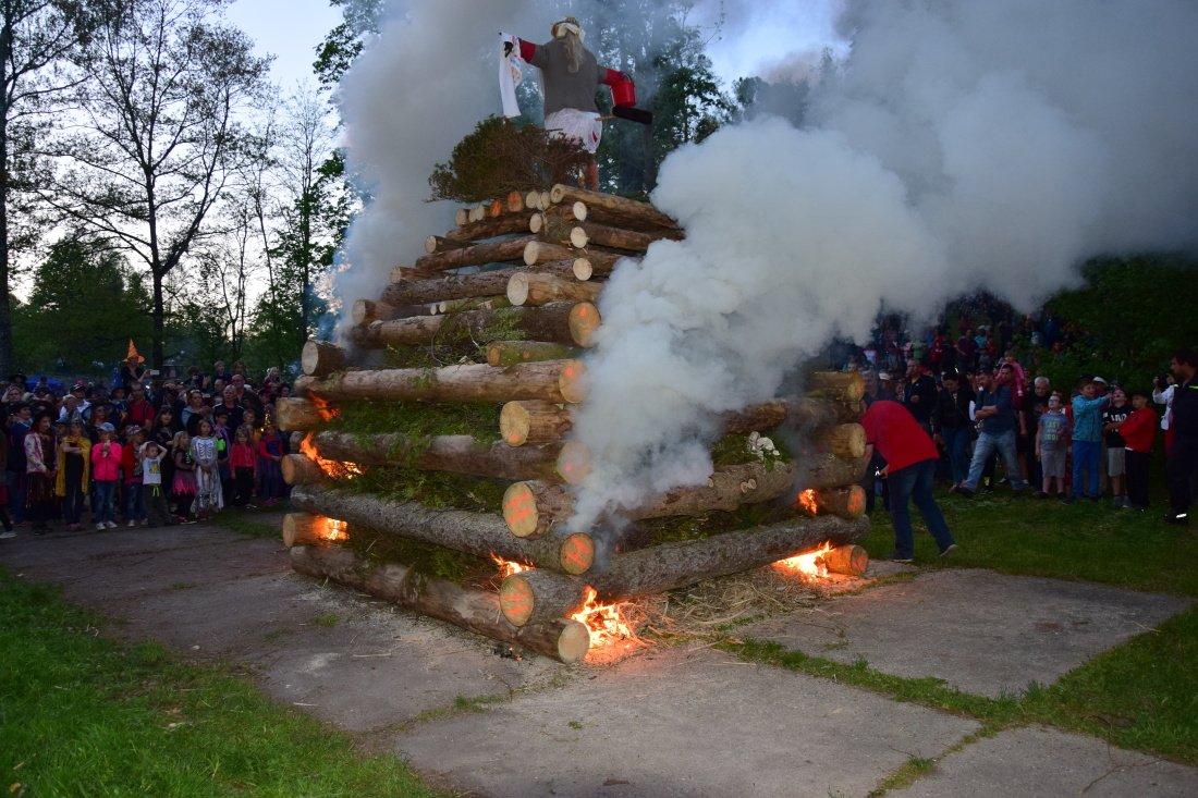 Fotil Karel: Carodejnice v Jindrichove Hradci 2018