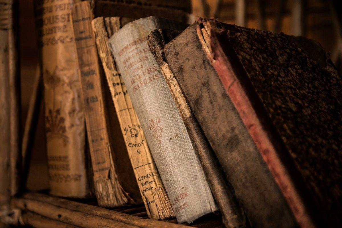 Archiv knihy