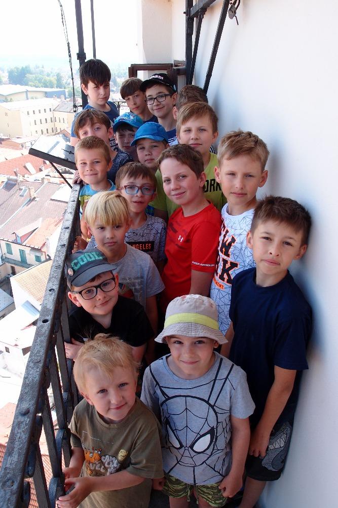 kategorie Chlapci do-15-let
