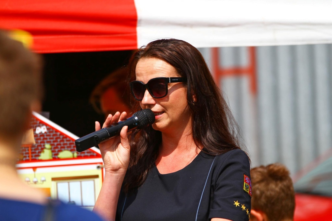 Fotil Stanislav: Den IZS v Kamenici nad Lipou