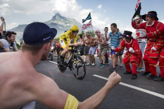 Tour de France a jiné