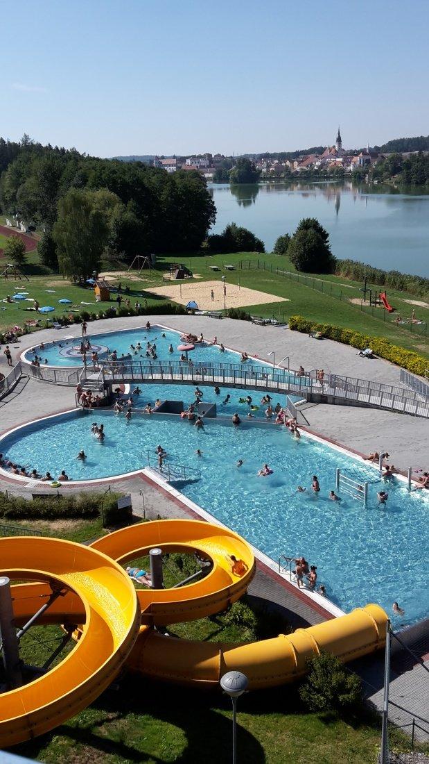 Městský venkovní aquapark zahájí letní sezonu v sobotu 2. června.