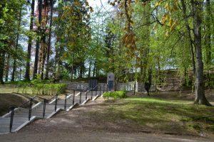 Park Jindřichův Hradec Ilustrační foto