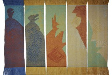 Vidličkou, jehlou a kleštěmi  - Výstava textilních výtvarníků Radky a Vlastimila Vodákových