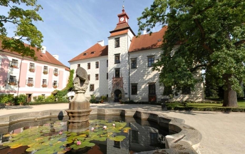 Státní zámek Třeboň