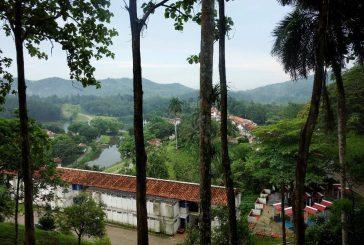 Na návštěvě v kubánské ekovesnici Las Terrazas
