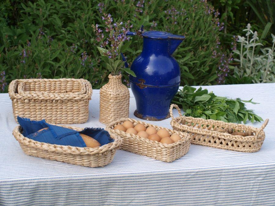 Pletení z orobince - kurz v Domě gobelínů