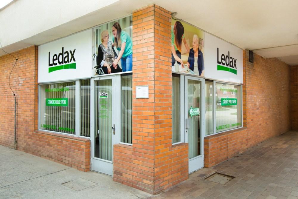 Novinky z pečovatelské služby LEDAX