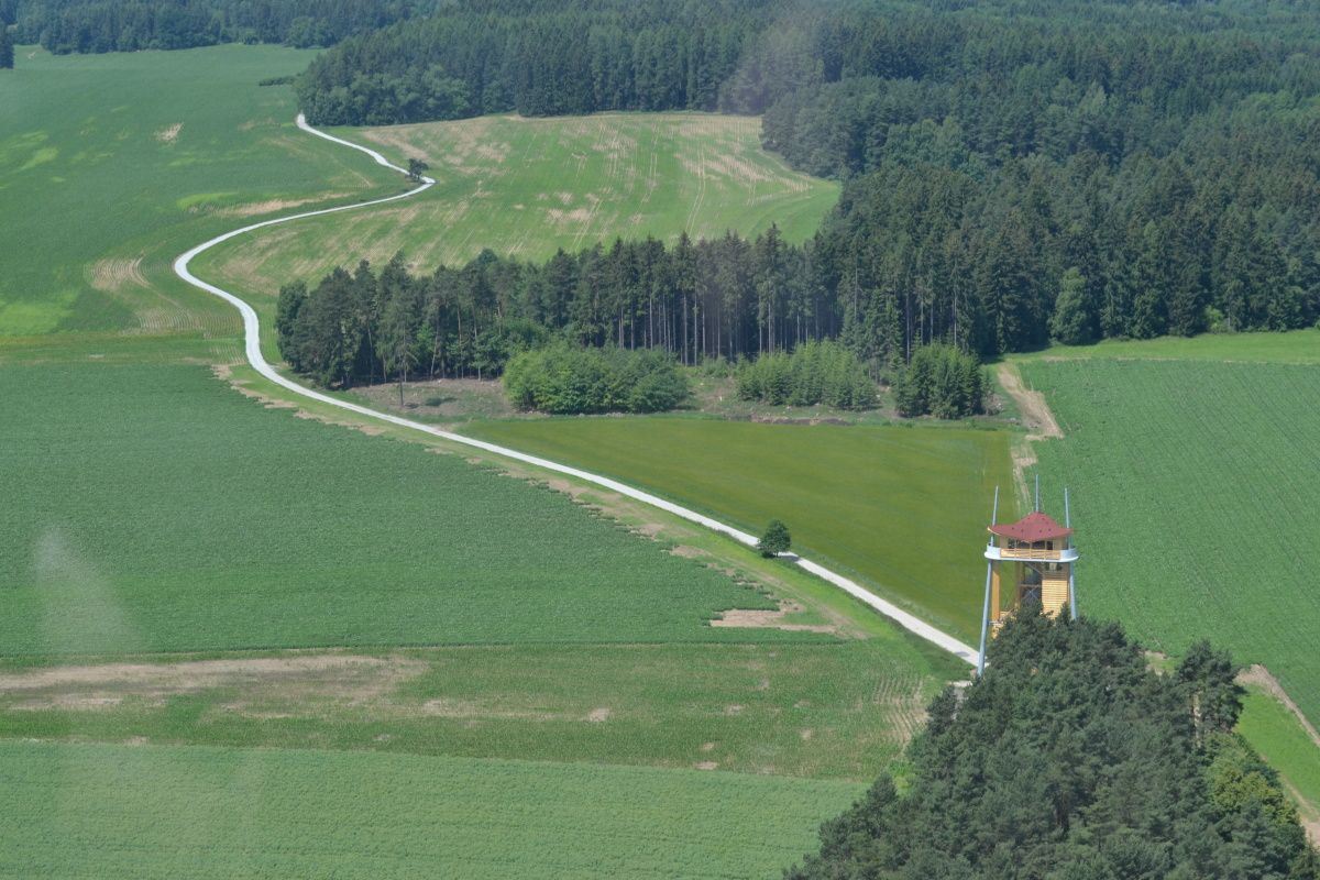 Rozhledna Rýdův kopec (2)