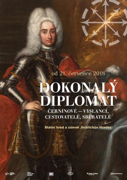 Dokonalý diplomat. Černínové – vyslanci, cestovatelé, sběratelé