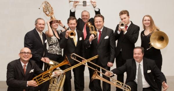 Sváteční koncert Trumpet Tune Brass