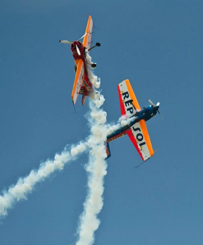 21. Mistrovství Evropy v letecké akrobacii