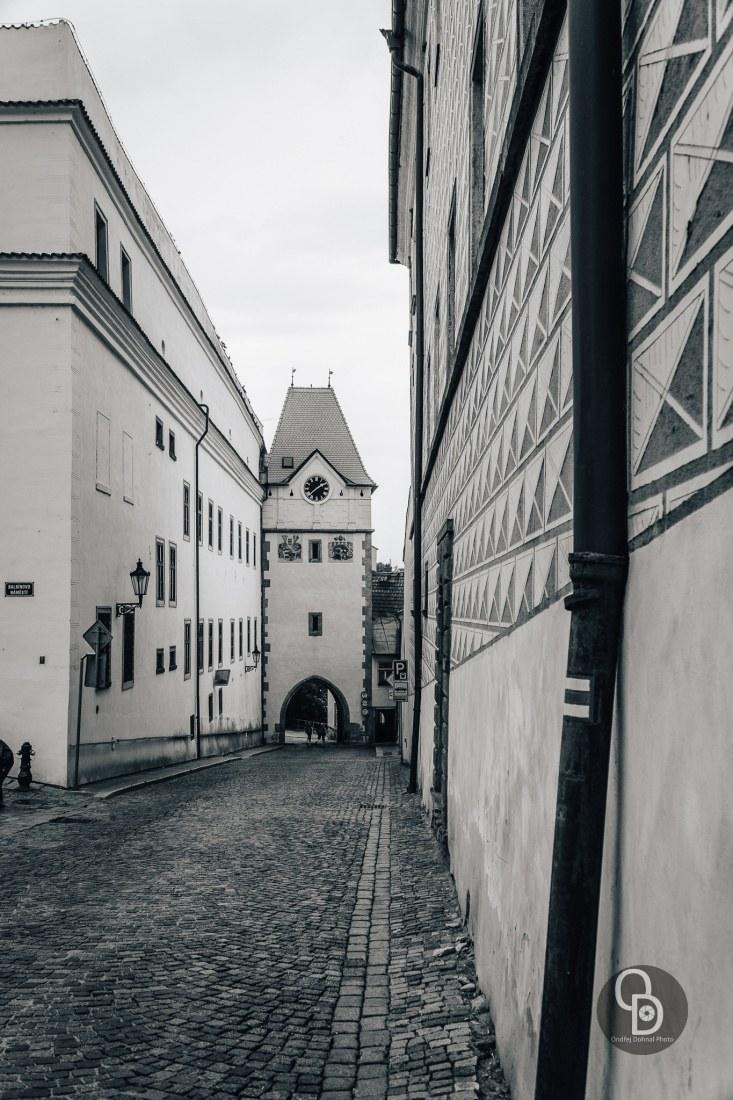 Jindřichův Hradec objektivem Ondry Dohnala - ilustrační