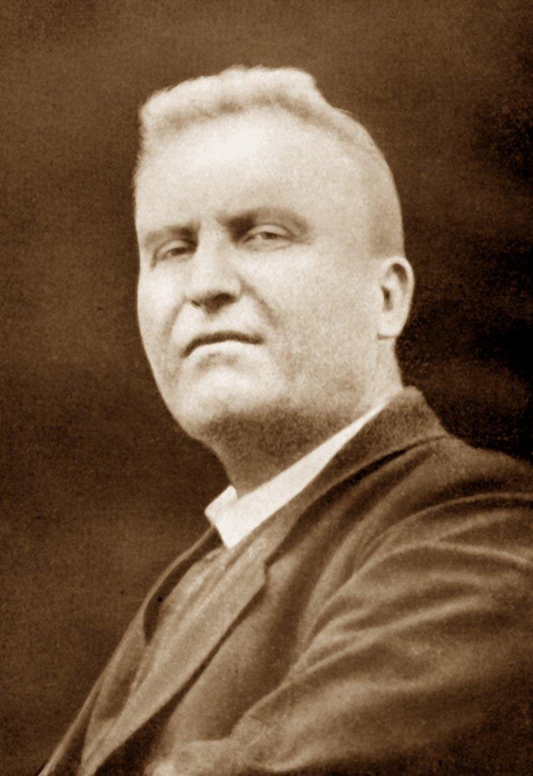 Jindřichohradecký archivář a historik František Teplý (1867 - 1945)