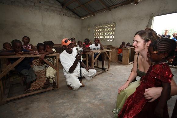 Help Camp Guinea - fotoreportáž (cestování s Kateřinou Duchoňovou #6)