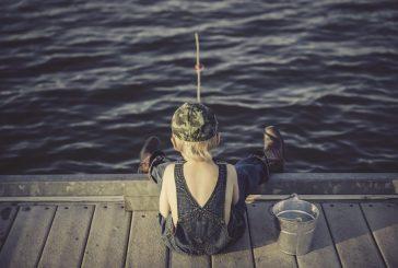 Zlatý perlínek – dětské rybářské závody