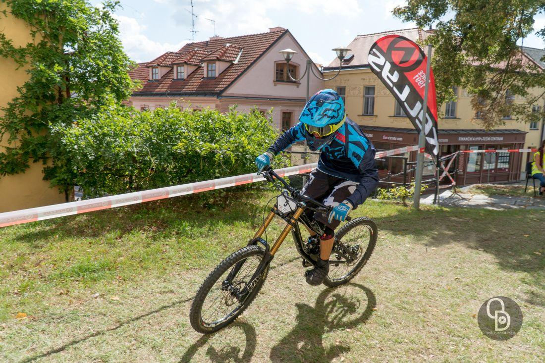 Fotil Ondra: Downtown Dacice 2018