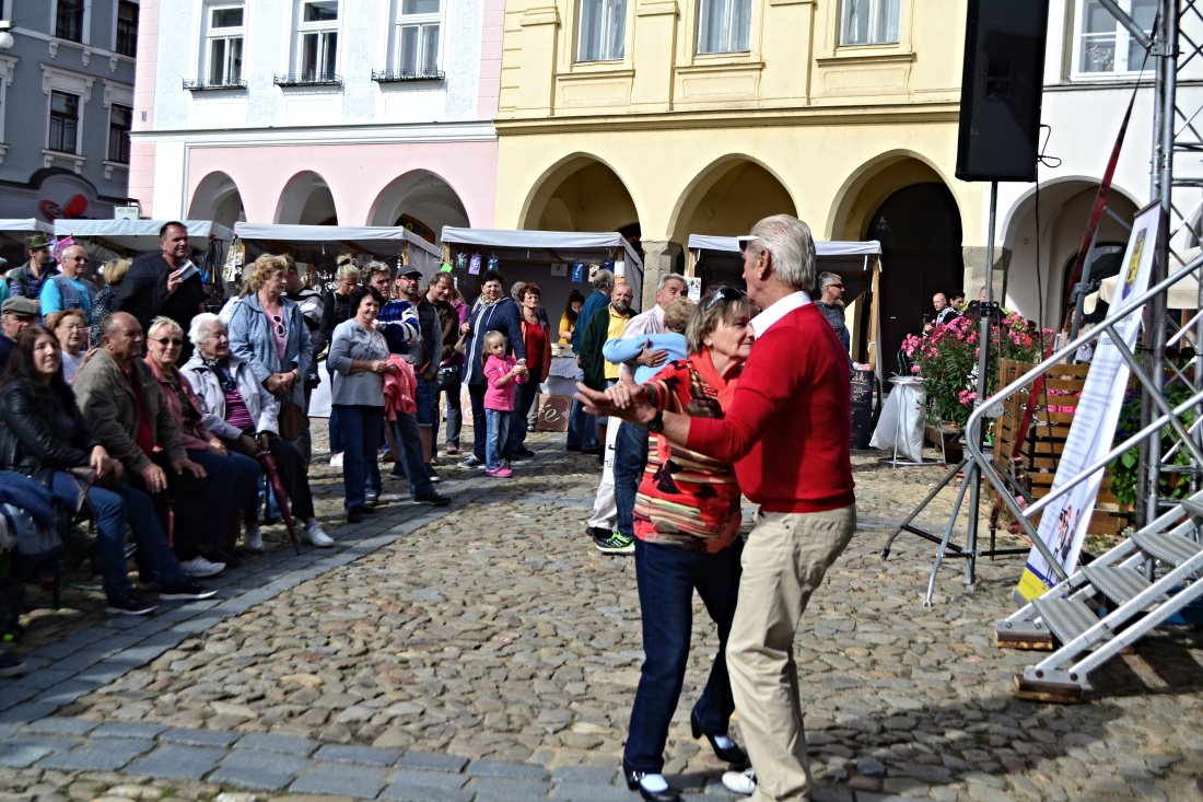 Fotila Amálie: Svatováclavské slavnosti