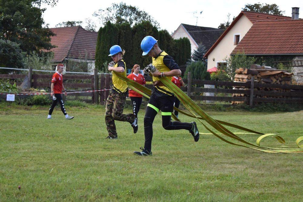 VJindřichohradecké hasičské lize je dobojováno!