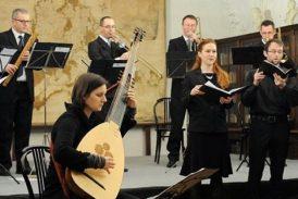 Koncert pro Karla z Lichtensteinu Castelcorna rozezní kostel sv. Jana Křtitele