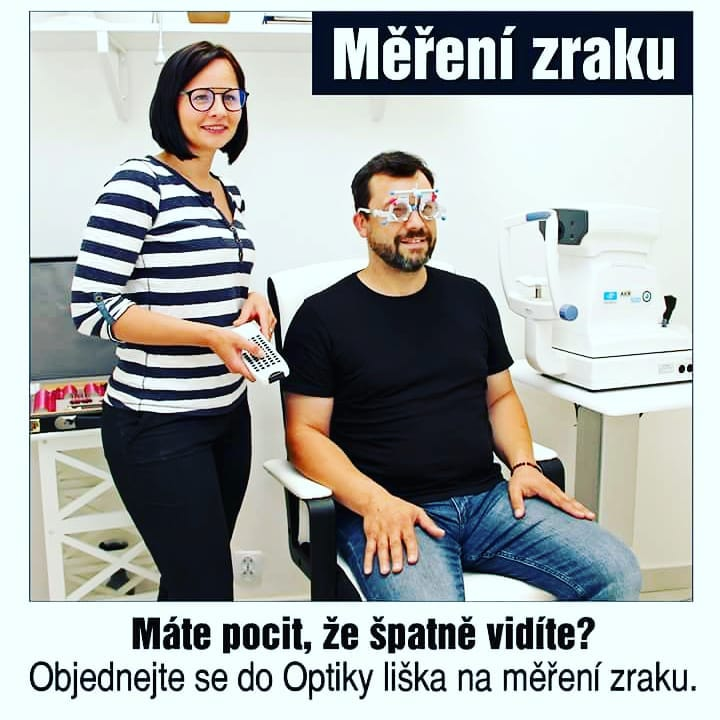 Optika liška