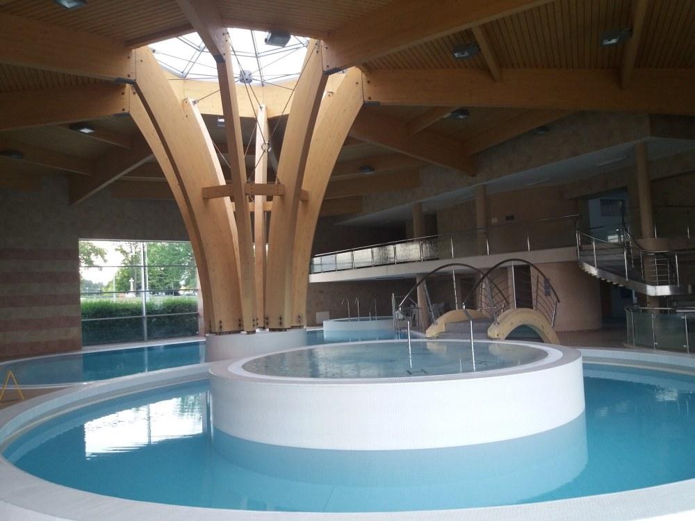 bazén Jindřichův Hradec