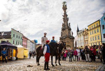 Fotil Martin: Oslavy 100. výročí republiky v Jindřichově Hradci