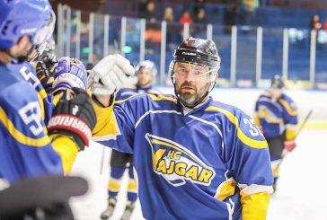 HC Vajgar porazil doma Milevsko a v krajské lize je bez porážky