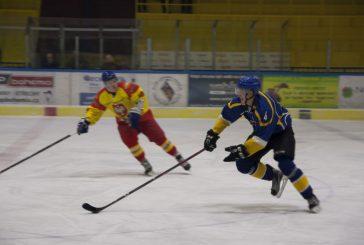 HC Vajgar odehrál o víkendu dvě utkání krajské ligy