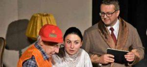 S Klárou Doležalovou o ochotnickém divadle v Žirovnici