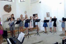 Zámecké prostory rozezní příčné flétny