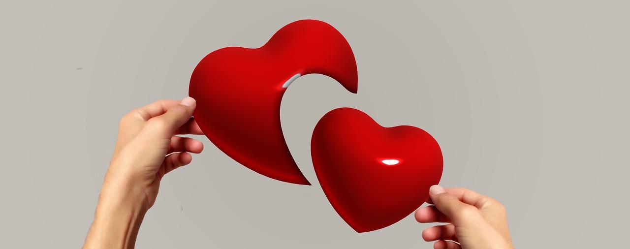 Zlomené, Srdce