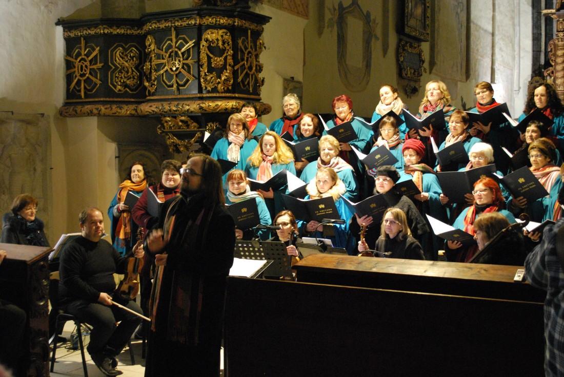 Adventní čas v Muzeu Jindřichohradecka x-tet advent koncert