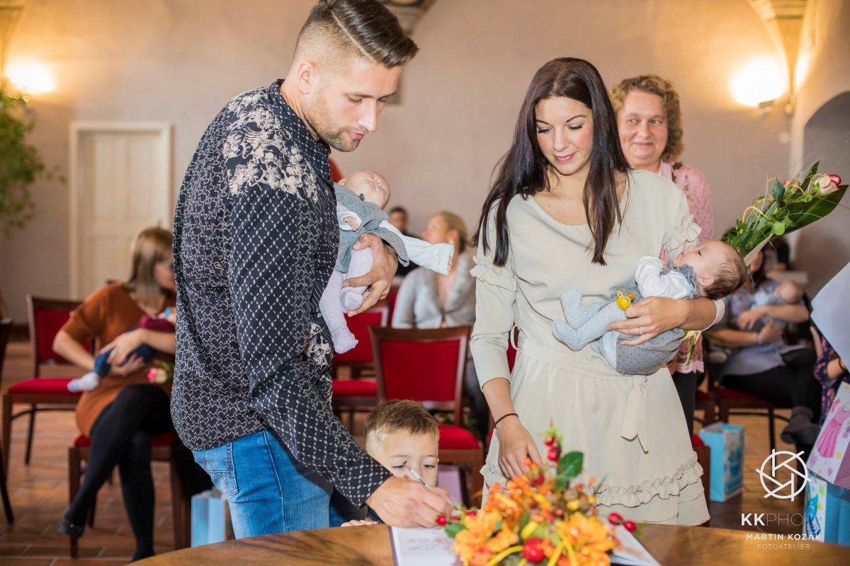 Fotil Martin: Vitani obcanku - listopad 2018