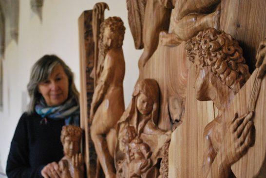 O Nožík Tomáše Krýzy - betlém Muzeum Jindřichohradecka