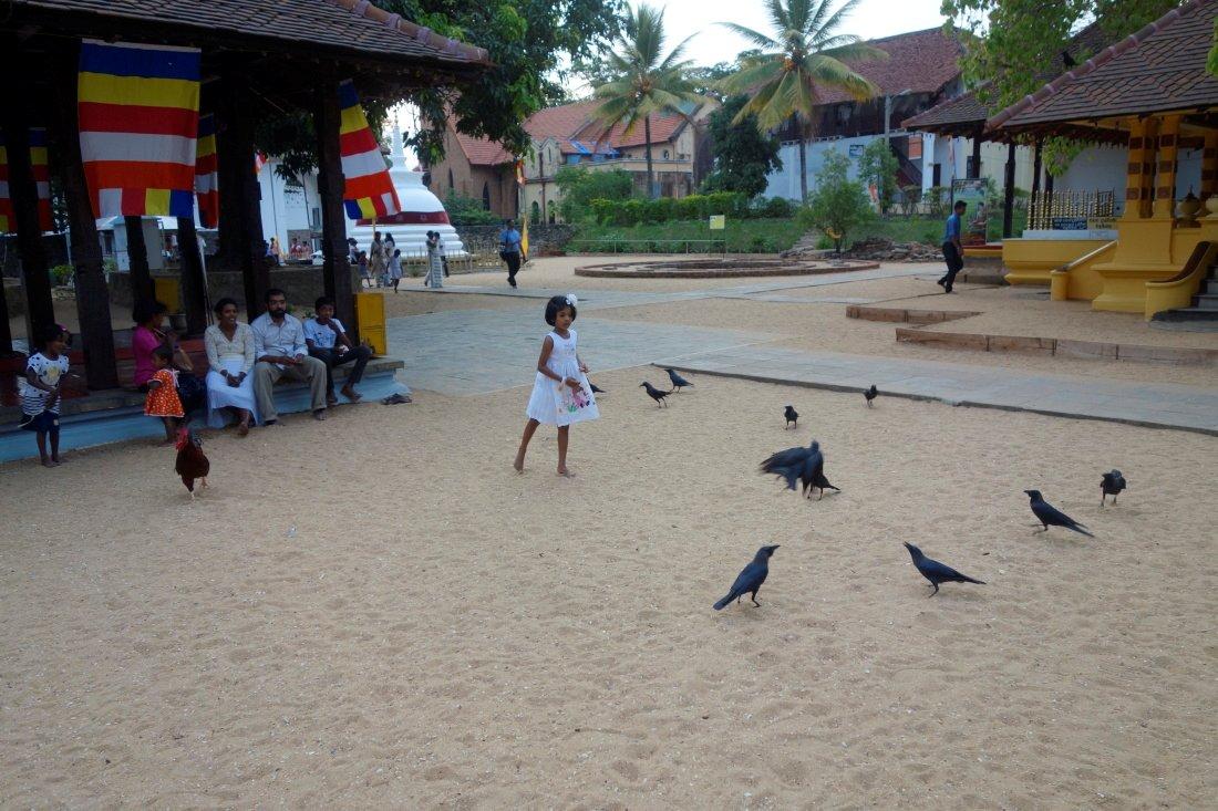 Srí Lanka – Púdža vchrámu Buddhova zubu a nenasytný mnich (cestování s Kateřinou Duchoňovou #8)_Kandy5