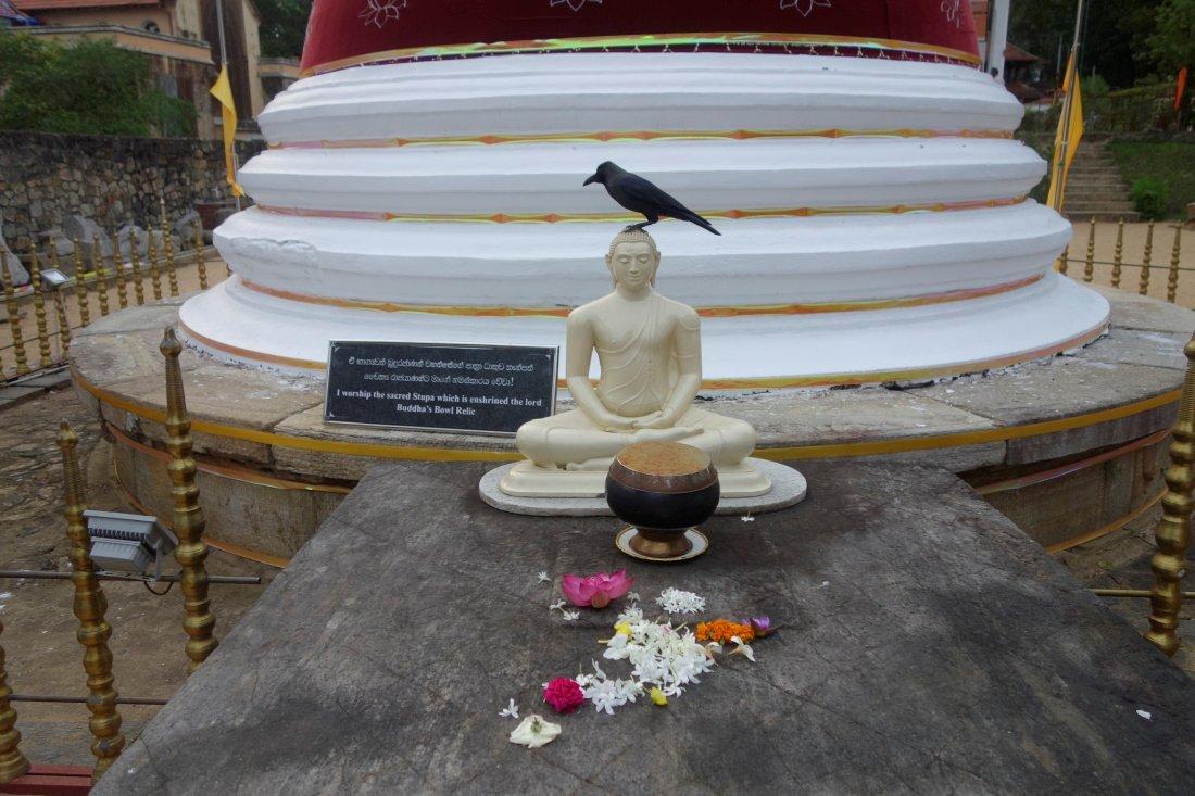 Srí Lanka – Púdža vchrámu Buddhova zubu a nenasytný mnich (cestování s Kateřinou Duchoňovou #8)_Kandy6