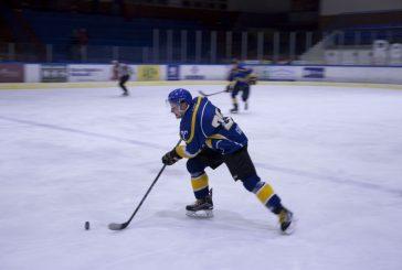 HC Vajgar podlehl na domácím ledě Strakonicím