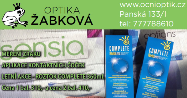 OPTIK Žabková