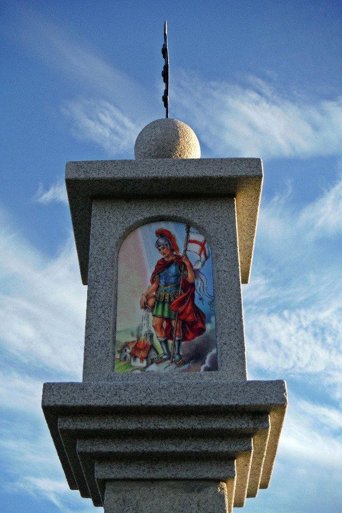 Torzo božích muk zroku 1826 vHorní Radouni se dočkalo obnovy(2)