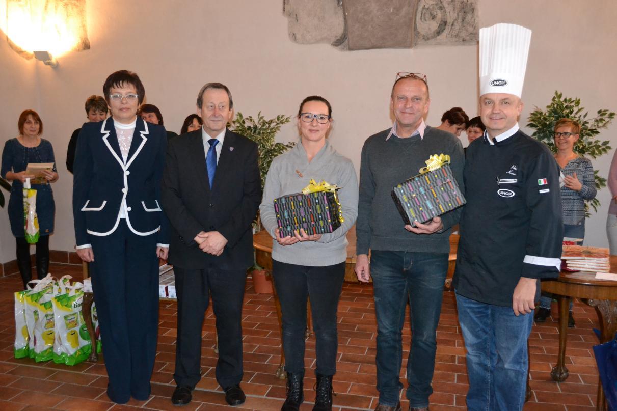 V soutěži kuchařek zvítězilo duo ze 4. základní školy