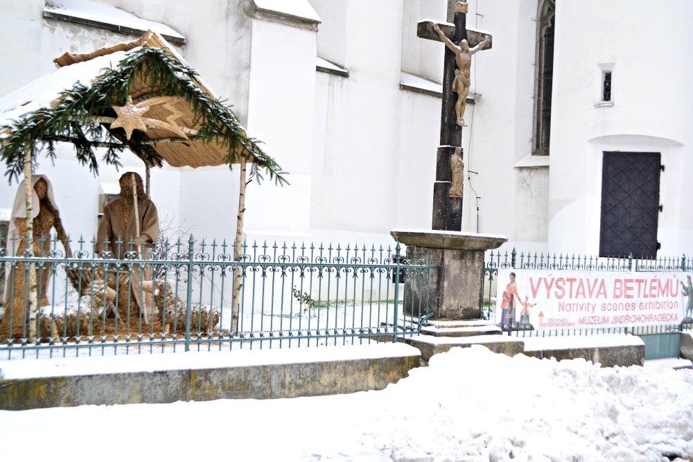 Fotila Amalie: Prvníi adventni víkend v Jindrichove Hradci