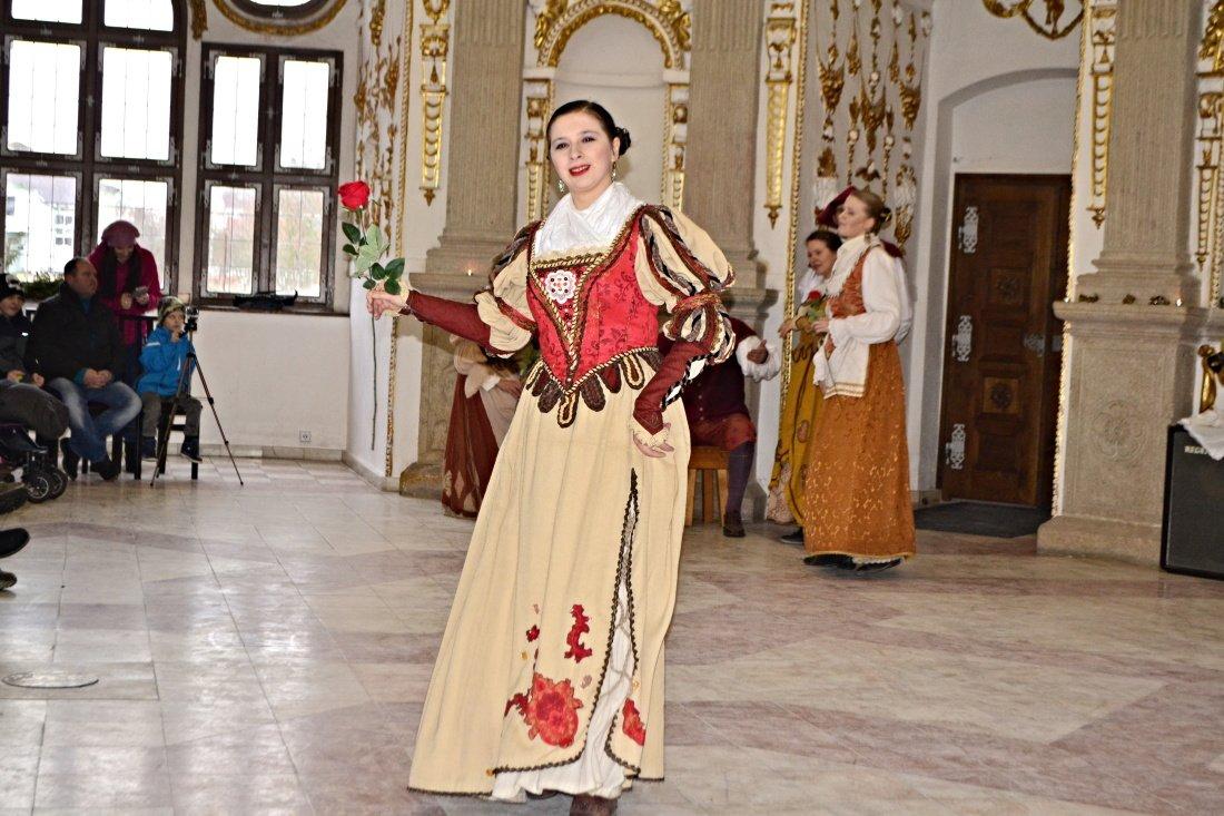 Advent zamek Jindrichuv Hradec