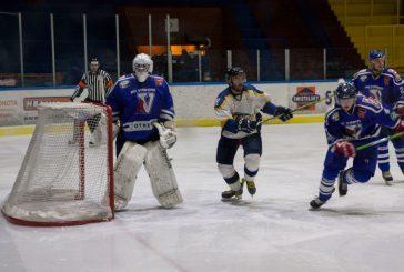 HC Vajgar porazil doma tým HC Vimperk