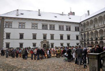 Jindřichohradecký státní hrad a zámek zve na adventní víkend