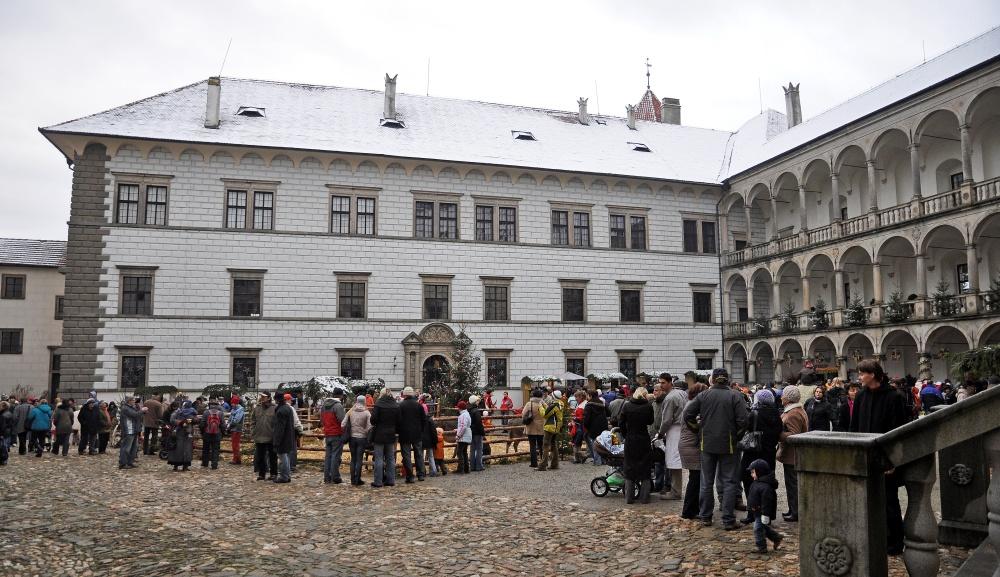 Adventní dny na zámku Jindřichův Hradec 2018