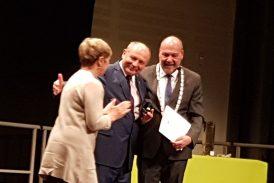V Německu byl oceněn dlouholetý ředitel GVN Miloslav Vokáč