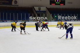 Čtvrté kolo Amatérské hokejové soutěže