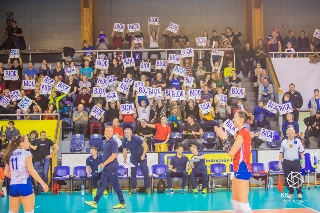 Fotil Martin: Finsko versus Cesko. Reprezentacni volejbal.