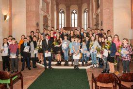 Šestnáct triatletů z TCV J. Hradec bylo oceněno za mimořádné sportovní výsledky